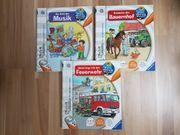 Tiptoi Bücher Musik Bauernhof Feuerwehr