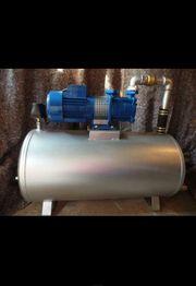 Hauswasserwerk Orpu SK32-2 Gartenpumpe Kreiselpumpe