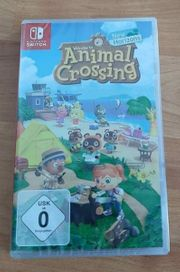 Animal Crossing Nintendo Switch versiegelt