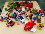 Lego Duplo verschiedene Sets Flughafen