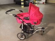 Kinderwagen Nichtraucherhaushalt
