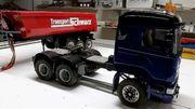 Scania Truck 6x6 Tamiya LESU