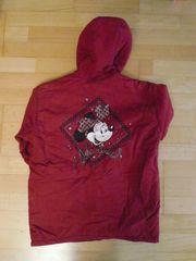 Winterjacke rot Minnie Mouse Größe