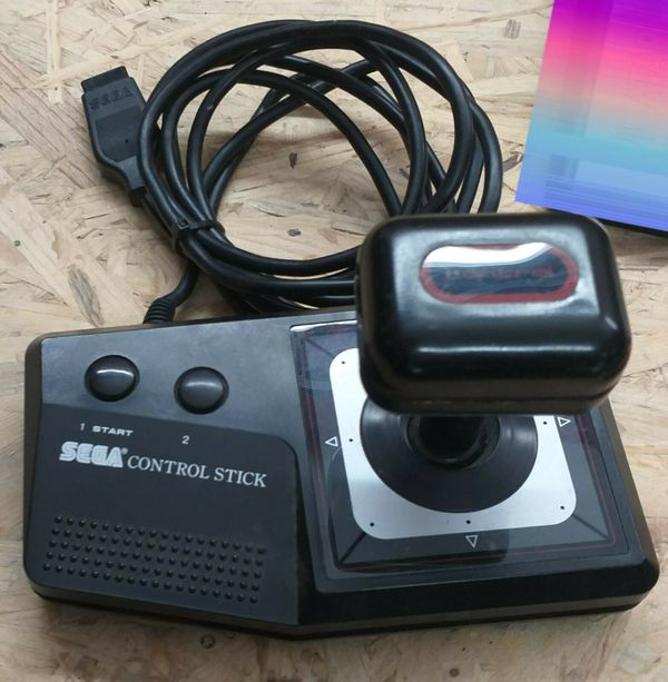 Sega Master System Controller Stick