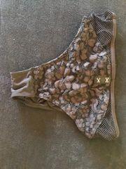 Biete getragene Slips und Söckchen