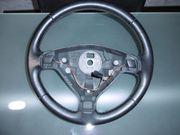 - Opel - Lederlenkrad gut erhalten zu