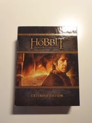 Hobbit Trilogie Extended Version Blue-Ray