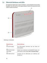 Vodafone Easybox 803 sehr guter
