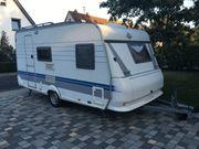 Wohnwagen Hobby Deluxe Classic