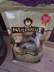 Trockenfutter Wolfsblut Small Breed Wild