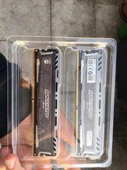 Ballistix RAM 16 Gigabyte 2