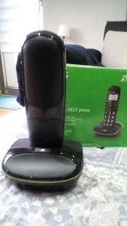 Easy cordless Dect phone