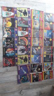 30 SF Science Fiction Hefte