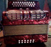 Hohner Corona 3 R Harmonika