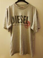 T-Shirt grau Diesel original Gr