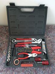 Werzeugset Werkzeugkoffer Unvollständig