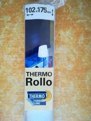 Thermo-Rollo mit Verdunklungs-Effekt 102cm breit