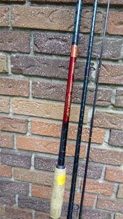 Angelrute von Kevlar-Graphite-Carp Interfisch -Penta