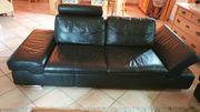 Wohnzimmer Möbel Couch echtleder