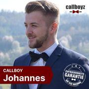 Callboy Johannes aus Köln lässt