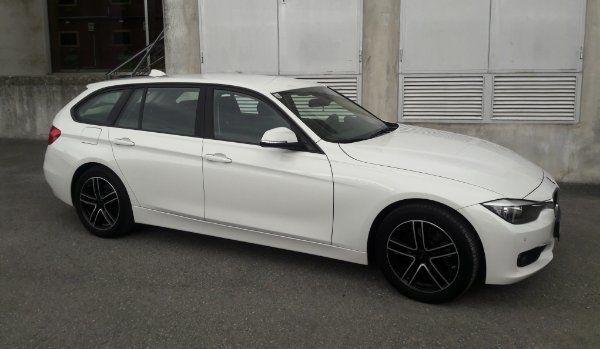 BMW 320 X-Drive