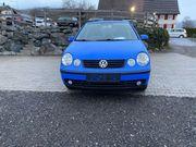 VW Polo 1 2 frisch