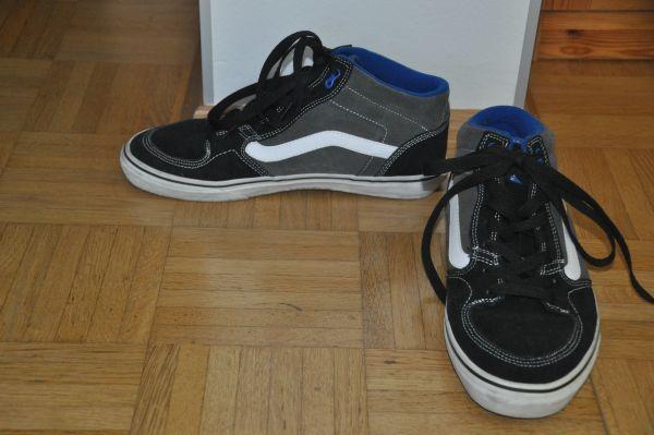 Vans Schuhe Gr. 43 für Jungen in Unterschleißheim Schuhe