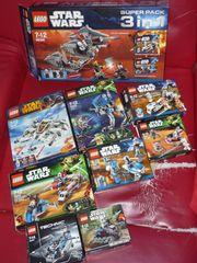LEGO Star Wars 7 verschiedene