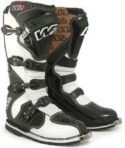 W2 E-MX6 Motocross Stiefel Größe