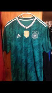 Original Adidas DFB WM Auswärtstrikot