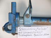 Schraubstock Backenbreite 100mm mit Schraubstocklift