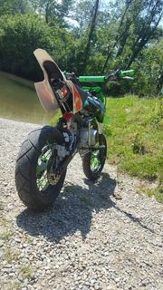 ycf 125 supermoto cross