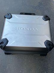 Top Case und Gepäckträger X