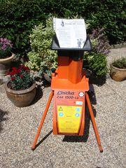 Garten-Abfall-Zerkleinerer