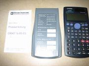 Taschenrechner Casio fx-115s und fx-85ES