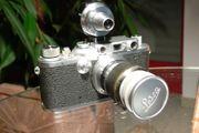 Leica IIIa für Liebhaber alter