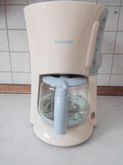 Kaffeemaschine sehr Formschön Marke Inotec