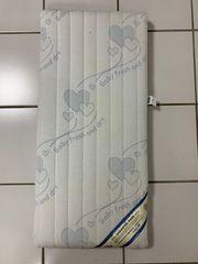hochwertige Babybett Matratze 60x90cm gebraucht