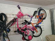 Verschenken 3 Kinderfahrräder