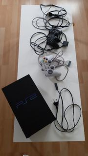 Playstation P2 Komplett Set wie