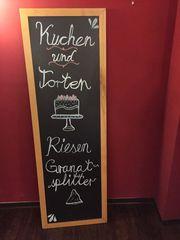 Gastronomie Restaurant Bistro Kreidetafeln - 5