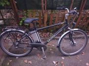 Elektrofahrrad E-Bike Citybike