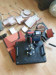 Sublimation - Heatpressmachine 15 In 1