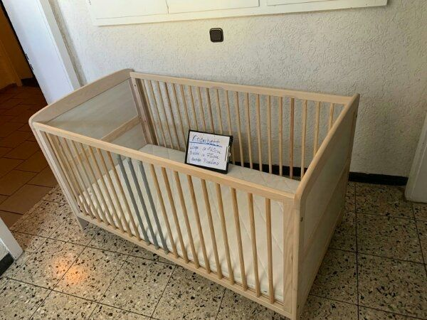 Baby - und Kinderbett Pinolino