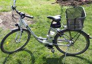 Damen Tiefeinsteiger E-Bike Marke Kalkhoff