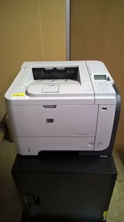 HP LASERJET P3015DN S W