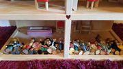Roba Puppenhaus aus Holz mit