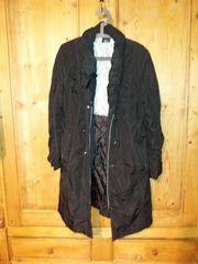 Damen-Mantel 6 Best Connections schwarz