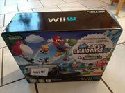 Nintendo Wii U im Mario