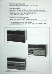 Klimaanlage kompakt Typ carrier 51